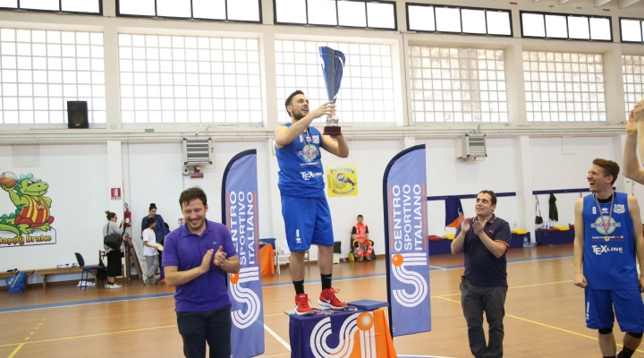 Basket: fa festa l'Eye of Tiger