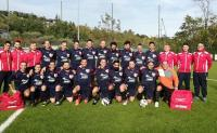 Calcio, play-off: esordio con il sorriso per due team teramani
