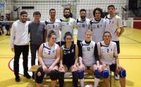 Volley misto: allunga lo Spikers Nereto