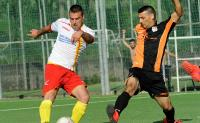 Calcio a 7, esulta l'Old Black Scerne