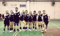 Volley misto: comandano in tre