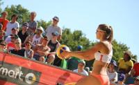 Un'intera domenica all'insegna del beach volley